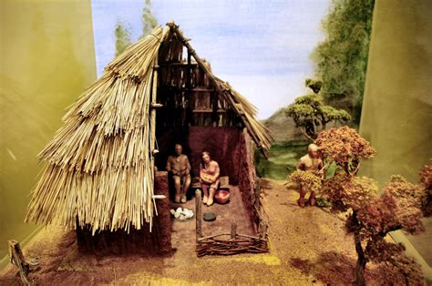 the culture house file mississippian culture house model tn1 jpg wikimedia commons
