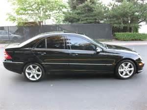 2007 Mercedes C230 Sport 2007 Mercedes C230 Sport Pkg