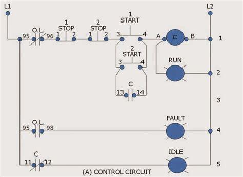 station motor control motor control operation  circuits