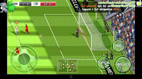 football for android real football 2014 android gameplay
