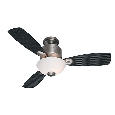 hton bay fan extension rod hunter kohala bay ceiling fan new 2016