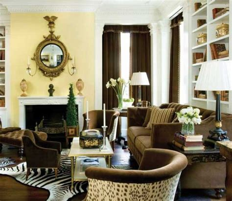 leopard print living room ideas how to use animal prints to liven up your interiors freshome