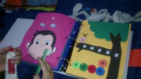 libro cantame una cancion with libro sensorial en foami youtube
