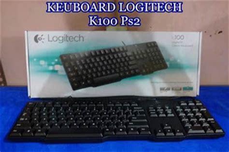 Logitech K100 Keyboard Kabel Ps 2 keyboard logitech k100 ps2 toko rana ranitoko komputer