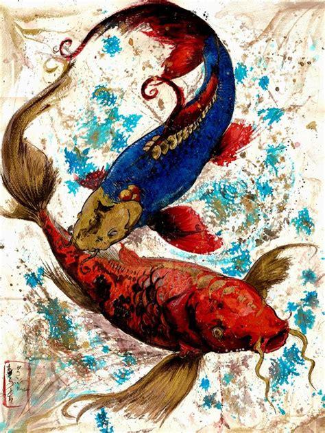 tattoo koi fish wallpaper 176 best koi tattoos and art images on pinterest fish