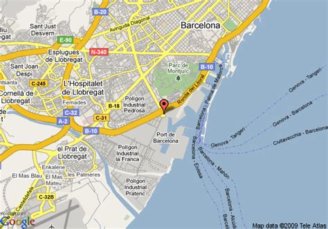 best western alfa aeropuerto map of best western hotel alfa aeropuerto barcelona