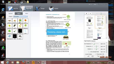 tutorial membuat website menggunakan joomla pdf tutorial membuat flipbook menggunakan kvisoft