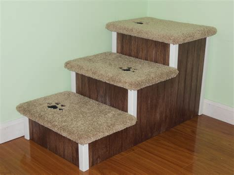 pet steps for bed 18 high dog steps pet steps extra wide extra deep