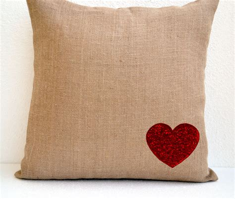 Valentines Pillows by Pillows