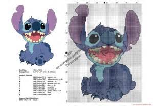 stitch sonr 237 e de lilo amp stitch patr 243 n punto de cruz 2500x1740 1633465