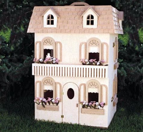 classic dolls house classic barbie doll house woodworking plans to make your own dollhouse