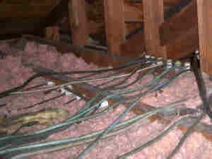 Knob And Wiring Insurance by Homes Built Prior To The 1930s Were Likely Wired With Knob