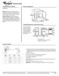 Clothes Dryer Dimensions Dryer Machine Dimensions Blow Drying