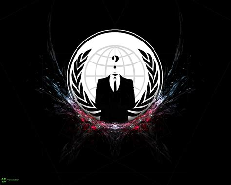 wallpaper keren anonymous foto desain logo dan baju hacker anonymous foto dan gambar