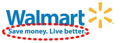 Simple Slogans Double Sales - Neuromarketing Walmart Slogans