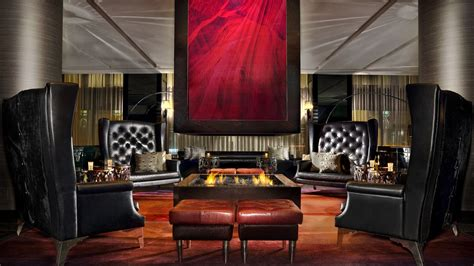 living room at the w the living room bar w minneapolis the foshay