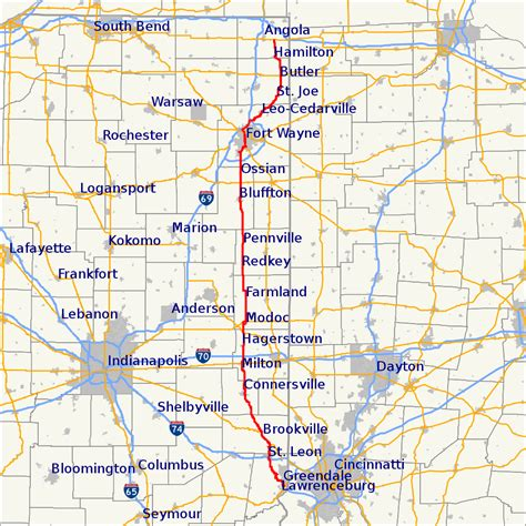 file map of indiana state file map of indiana state road 1 svg wikimedia commons