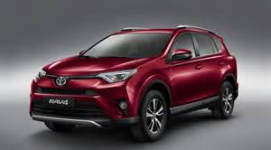 expected change in version of the toyota rav4 2017