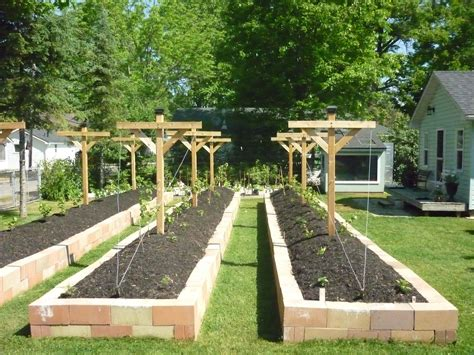 Combining Hugelkultur, Raised Beds, and Sheet Mulch