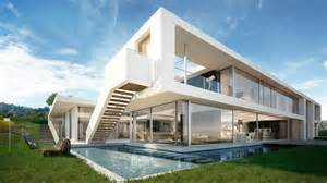 architectural house architectural rendering architectural visualization of a