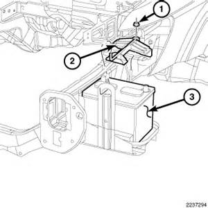 dodge avenger battery location get free image about
