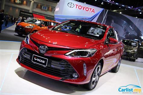 2016 Toyota Vios 1 5 G Mt Trd bangkok 2017 toyota vios facelift up auto news