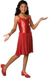 high school musical gabriella dress deluxe costume
