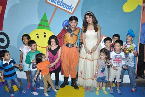 Gamis Rani Djohar Syar I baal veer and rani pari meet their fans in mumbai times