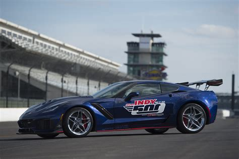 Indy 500 Corvette by 2019 Corvette Zr1 To Pace 102nd Indianapolis 500