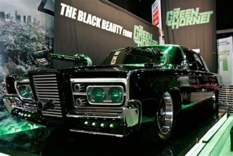 Green Hornet Auto by Classic Cars Green Hornet