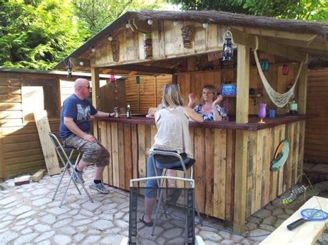 backyard beach bar 45 best outside bar images on pinterest backyard bar