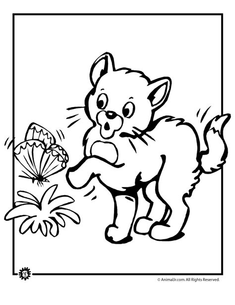 cute caterpillar coloring pages cute cat coloring pages coloring home