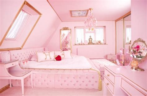 rose bedroom pink white and gold bedroom elegant chic french living