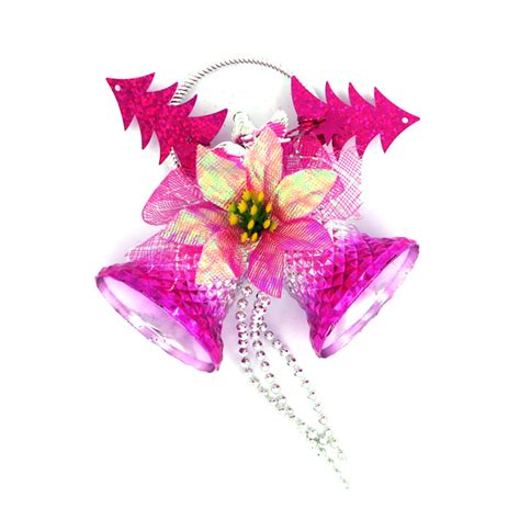 popular pink christmas tree decorations buy cheap pink