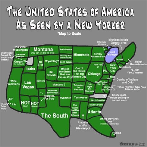 usa map jokes hilarious stereotypical alabama maps