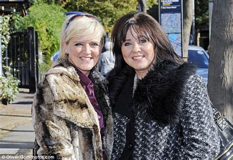 andrea noland noland roofing coleen nolan on moment fortune teller told