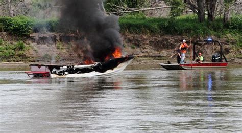 registering a boat in missouri crews called to boat fire on missouri river washington