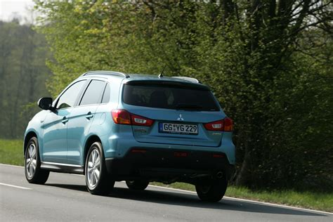 mitsubishi asx 2010 mitsubishi asx will hit the market in uk on july 1 2010