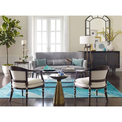 Rollins Coffee Table Rollins Industrial Loft Bronze Iron Coffee Table Kathy Kuo Home