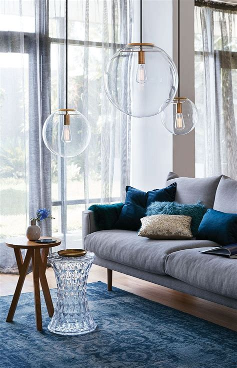 lounge pendant lights 25 best ideas about glass pendant light on