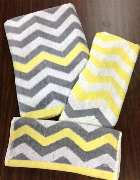 Yellow And Grey Chevron Bathroom Bathroom Design Ideas Chevron Bathroom Ideas