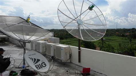 satellindo bali jasa pasang dan service parabola bali