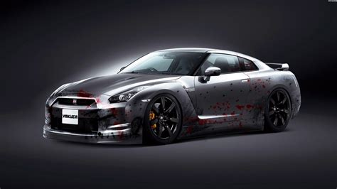 wallpaper black edition nissan gtr black edition 08 wallpaper 1920x1080