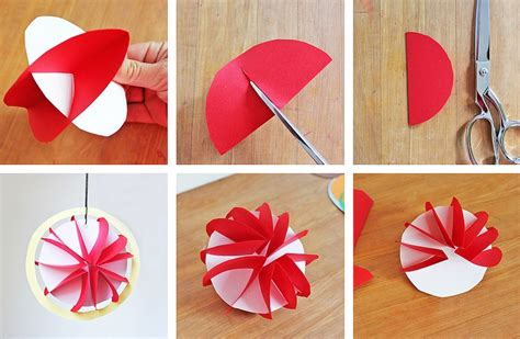 Step By Step Paper Craft - easy crafts for with paper step by step find craft