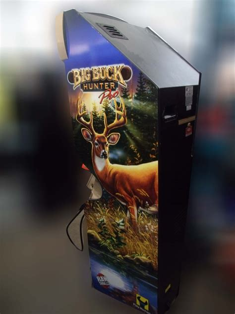 buck hunters big buck pro arcade for sale vintage arcade