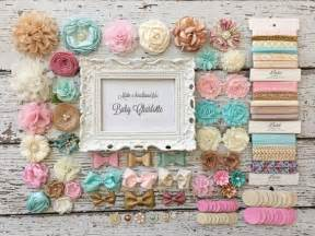Baby Headbands Baby Shower by Best 25 Headband Station Ideas On