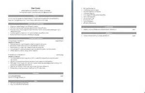 data entry resume free layout format