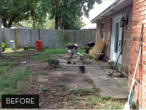 transform my backyard from awful to oasis a diy backyard transformation