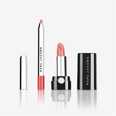 Marc The Nudeist Lipstick And Lip Liner Set longwear lipstick and lip liner travel set marc