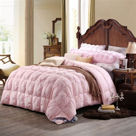 high quality comforter high quality polyester white duck down comforter model 2